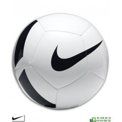 Balon de Futbol Nike Pitch Team Soccer Ball Blanco SC3166-100 personalizable