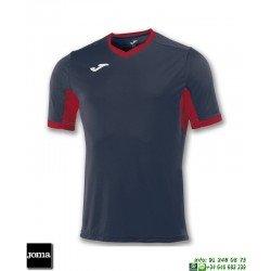 JOMA Camiseta CHAMPION IV Futbol AZUL MARINO - ROJO 100683.306