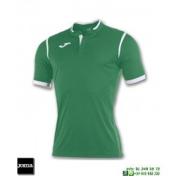 JOMA Camiseta TOLETUM Futbol VERDE 100653.450 equipacion dry mx
