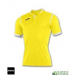 JOMA Camiseta TOLETUM Futbol AMARILLO 100653.900 equipacion dry mx