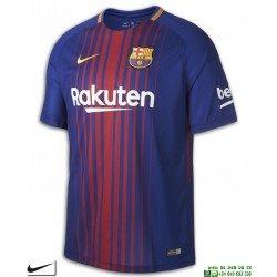 Camiseta FC BARCELONA 2017-2018 Azulgrana Nike Oficial