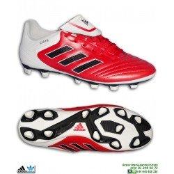 Adidas COPA 17.4 FxG Bota Futbol Tacos Rojo Hombre BB3559 clasica clasica piel natural