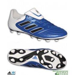 Adidas COPA 17.4 FxG Bota Futbol Tacos azul Hombre BA8525 clasica