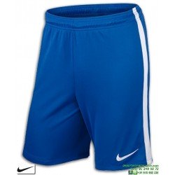 Pantalon Corto Niño NIKE League Knit Short Kids Azul 725990-463 junior