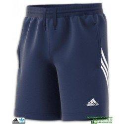 Pantalon Corto Niño ADIDAS SERE14 TRG SH Y Azul Marino F49690 junior