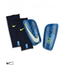 Espinillera NEYMAR JR Nike MERCURIAL LITE Azul SP2122-450