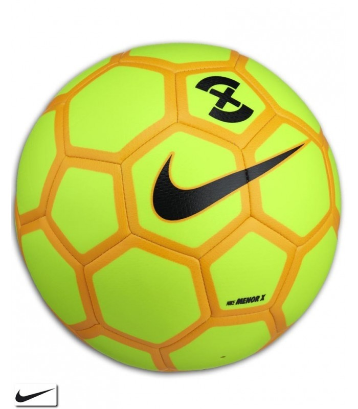 8dbefee7d6d8d Balon Futbol Sala Nike Football X Menor SC3039-715 Amarillo