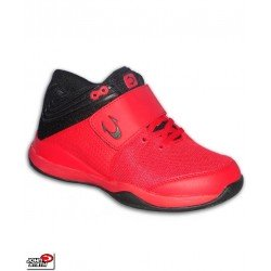 Bota Baloncesto JOHN SMITH BINAR Junior Rojo