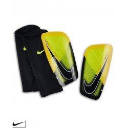 Espinillera Nike MERCURIAL LITE Naranja-Amarilla SP2086-715