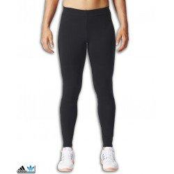Malla Adidas Mujer ESS LIN TIGHT Negro-Blanco S97155 lycra