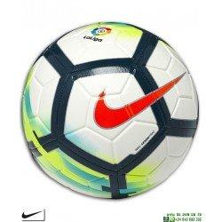 Balon de la Liga 2017-2018 Nike STRIKE SC3151-100 blanco LFP futbol PERSONALIZAR