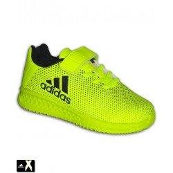 Adidas X INFANTIL RAPIDA TURF EL Amarilla VELCRO Zapatilla Futbol 5ad602ff9d0c7