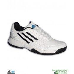 Zapatilla Tenis Junior ADIDAS SONIC ATTACK Blanco S74727 niño niña
