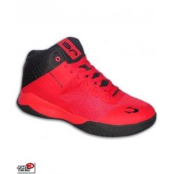 Bota Baloncesto JOHN SMITH BESER Rojo basket