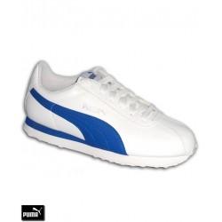 Deportiva Clasica PUMA TURIN Blanco-Azul Hombre sneakers