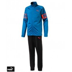 Chandal Junior PUMA REBEL SUIT Azul Royal niño 592543-11 poliester