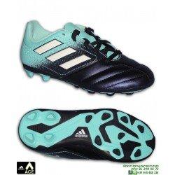 Adidas ACE 17.4 Niños Azul Bota de Futbol Tacos Hierba Artificial S77097 Zapatilla James nacho Koke Rakitic
