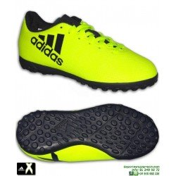 Adidas X 17.4 Niños Amarillo Zapatilla bota Futbol Minitacos S82421 Gareth Bale Luis Suarez