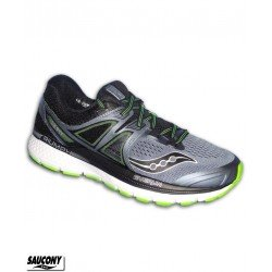 Saucony TRIUMPH ISO 3 Zapatilla Running Neutra Gris