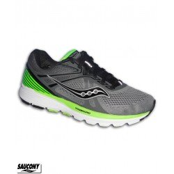 Saucony SWERVE Zapatilla Running Neutra Gris S20329-4 hombre