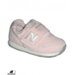 NEW BALANCE 996 Infantil Velcro Rosa Zapatilla Niña