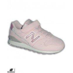 NEW BALANCE 996 Zapatilla Niña Velcro Rosa Moda calle KV996F1Y