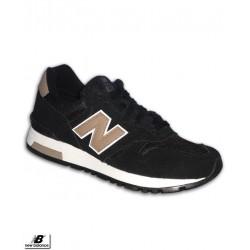 NEW BALANCE 565 Negro-Beige Zapatilla Sneakers ML565SBK