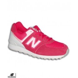 NEW BALANCE 574 Chica Rosa Zapatilla Sneakers KL574C0G