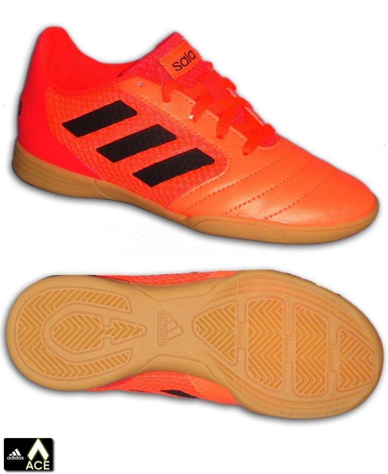 zapatillas naranjas adidas niño