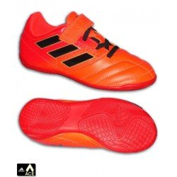 Adidas ACE 17.4 Niños Naranja Zapatilla Futbol Sala VELCRO S77111