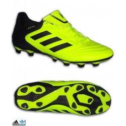 Adidas COPA 17.4 FxG Bota Futbol Tacos Amarilla Hombre S77162 clasica