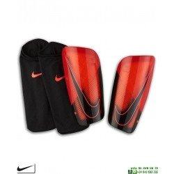 Espinillera Nike MERCURIAL LITE Roja SP2086-671 FUTBOL