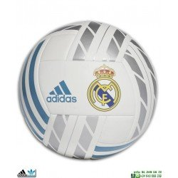 Balon Futbol REAL MADRID Blanco Adidas Oficial