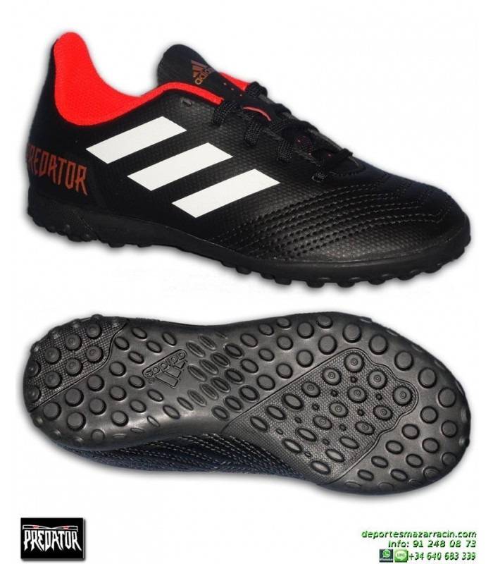 ... official norway adidas predator tango 18.4 niños negro zapatilla  microtaco turf cp9095 3cedf 50a99 a0688 ef0d5 ... c57b55ce3fb
