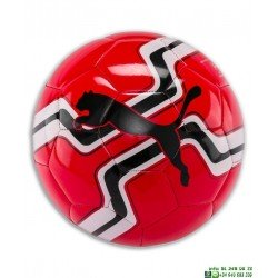 Balon de Futbol PUMA BIG CAT BALL Rojo-Blanco 082758-10 personalizar