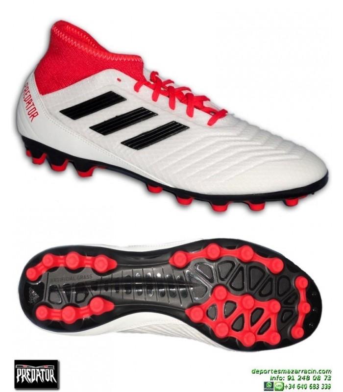 new arrival 40bb8 c5061 ... promo code adidas predator 18.3 ag calcetin blanco bota futbol hierba  artificial cp9307 1eac2 58cdc