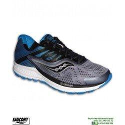 Saucony RIDE 10 Zapatilla Running Neutra Azul-Gris S20373-8 hombre
