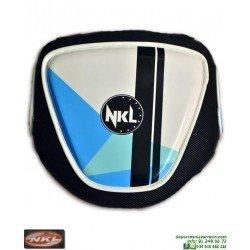 Protector Ventral NKL PRISMA Azul CES00005BB boxeo kick boxing Muay-Thai