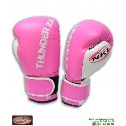 Guante Boxeo NKL THUNDER 2.0 Rosa CGU00003-RS