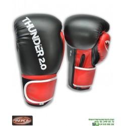 Guante Boxeo NKL THUNDER 2.0 Negro CGU00003-NE