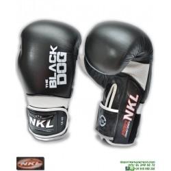Guante Boxeo NKL BLACK DOG Negro CGU00001-NE