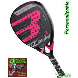 Bullpadel VERTEX-2 W JR 18 Pala Padel Chicas personalizable