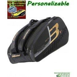 Paletero Bullpadel HACK BPP-18012-005 Negro personalizar