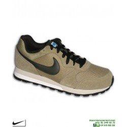 Zapatilla Nike MD RUNNER 2 Verde Oliva Deportiva clasica 749794-201