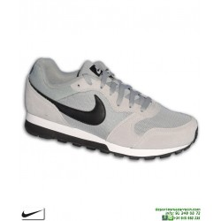 Zapatilla Nike MD RUNNER 2 Gris Claro Deportiva clasica 749794-001