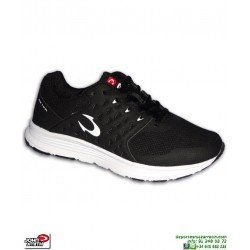 Zapatilla Running John Smith RETER Negro deporte