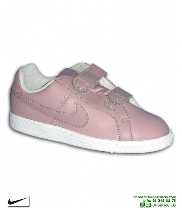 nike court royale niña