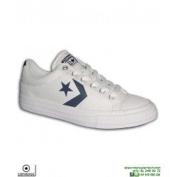 Sneaker CONVERSE STAR PLAYER OX Blanca Junior