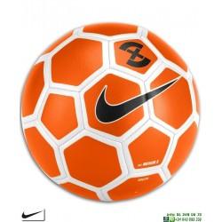 Balon Futbol Sala Nike Football X Menor Naranja SC3039-834 personalizar