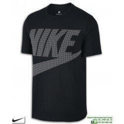 Camiseta NIKE M NSW TEE GX PACK Negro Algodon 891865-010 Hombre